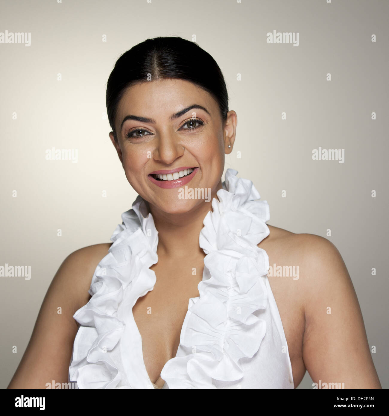 sushmita sen an indian actress, model and beauty queen. she won the
