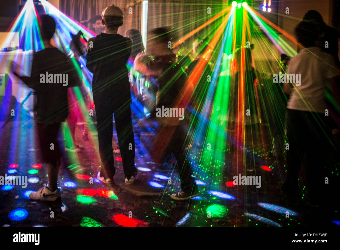 disco lights stock photos disco lights stock images alamy