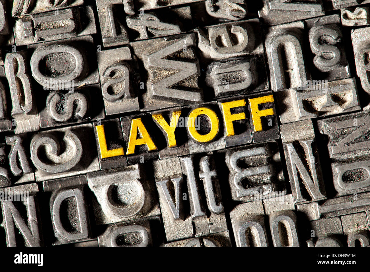 another word for layoff