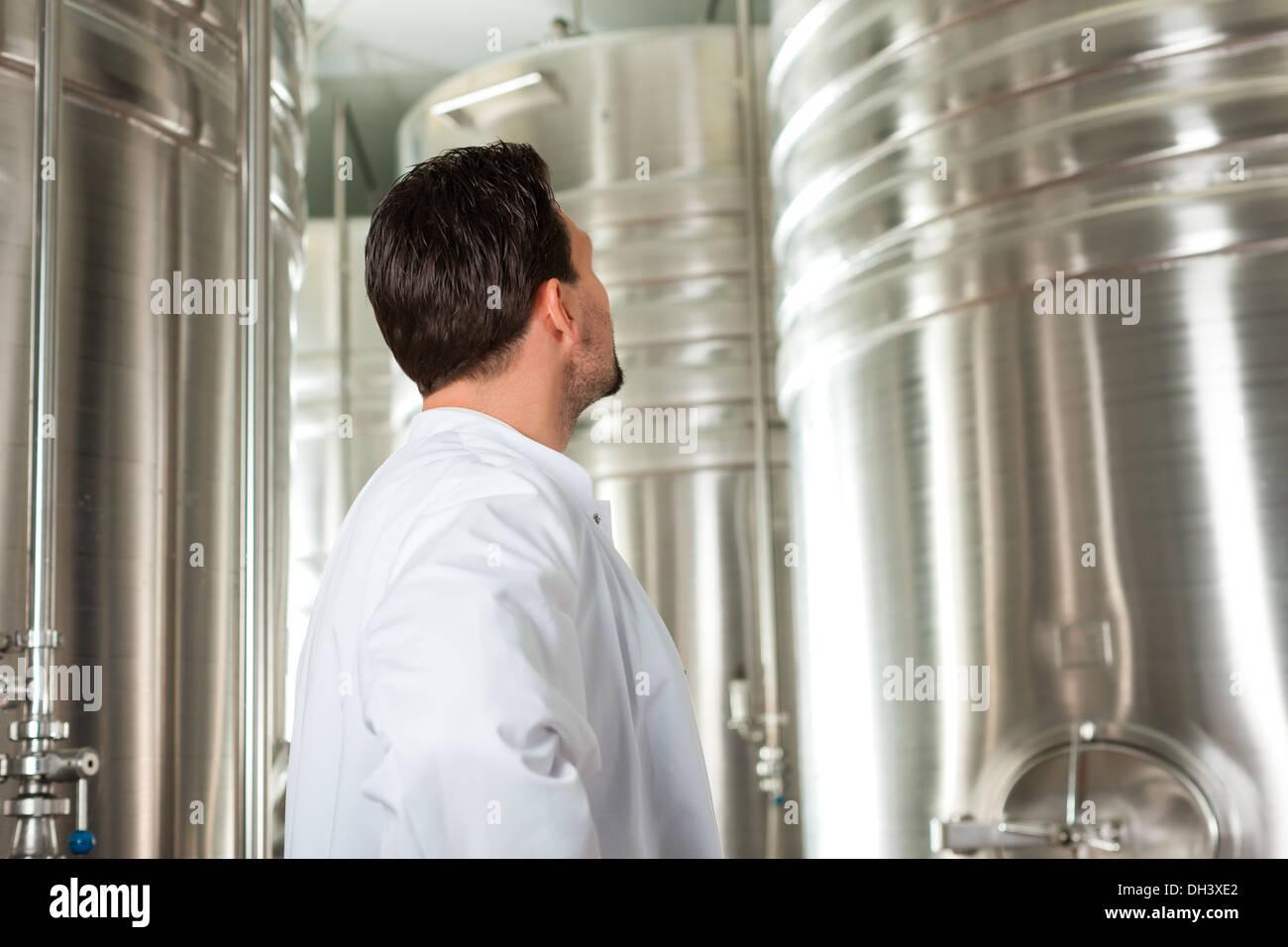 Fermenter Stock Photos Amp Fermenter Stock Images Alamy