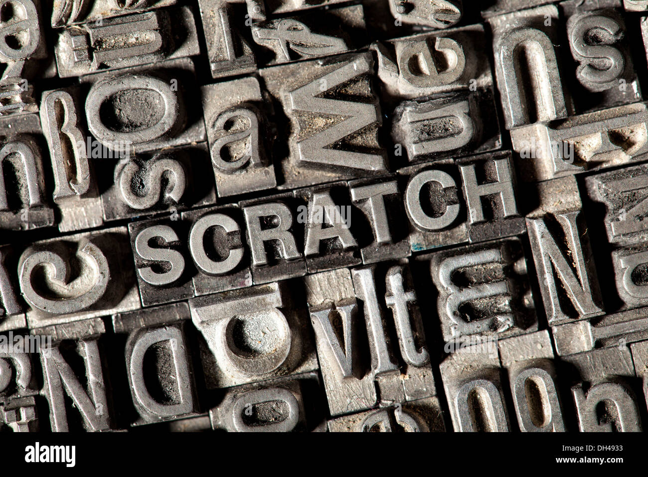 scratch letters stock photos scratch letters stock images alamy