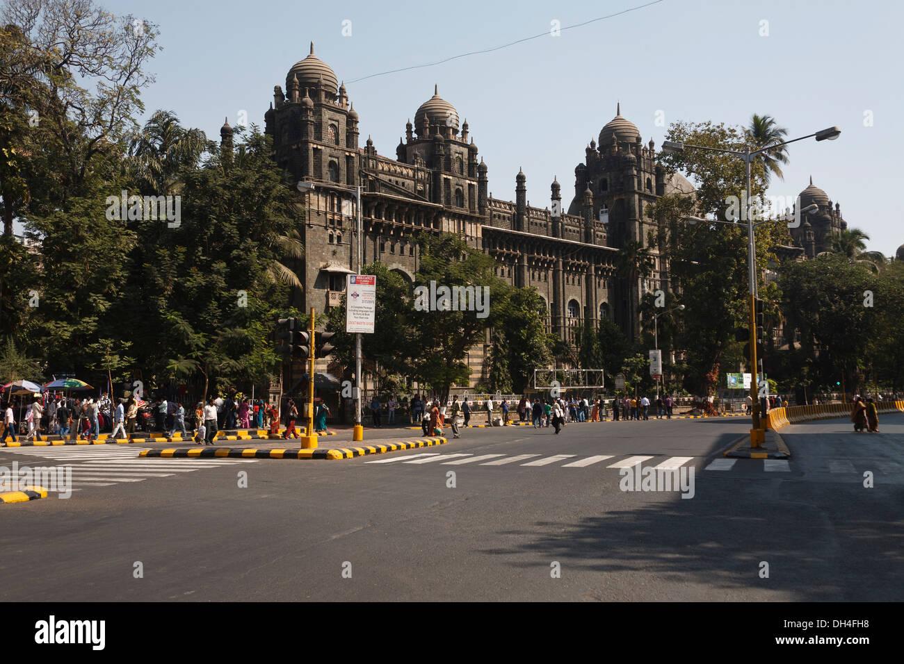 GPO building General Post Office Mumbai Maharashtra India Asia Stock Photo