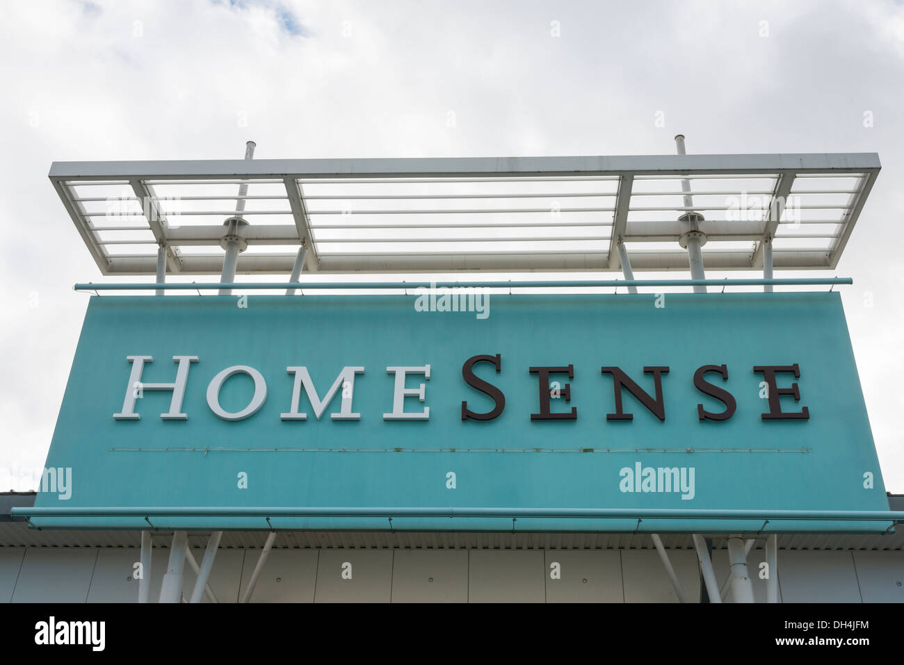 The Home Sense shop Cambridge UK - Stock Image