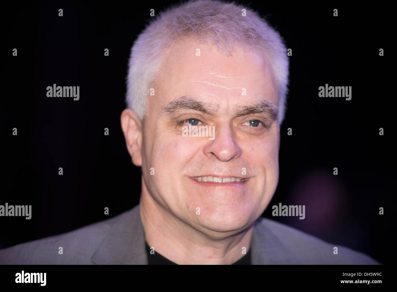 London, UK. 1st November 2013. The Gadget Show Live @ Christmas, Earls Court, London. Jon Bentley of Channel 5 Gadget Show at the opening of the Earls Court Live Show Credit:  Malcolm Park editorial/Alamy Live News - Stock Image