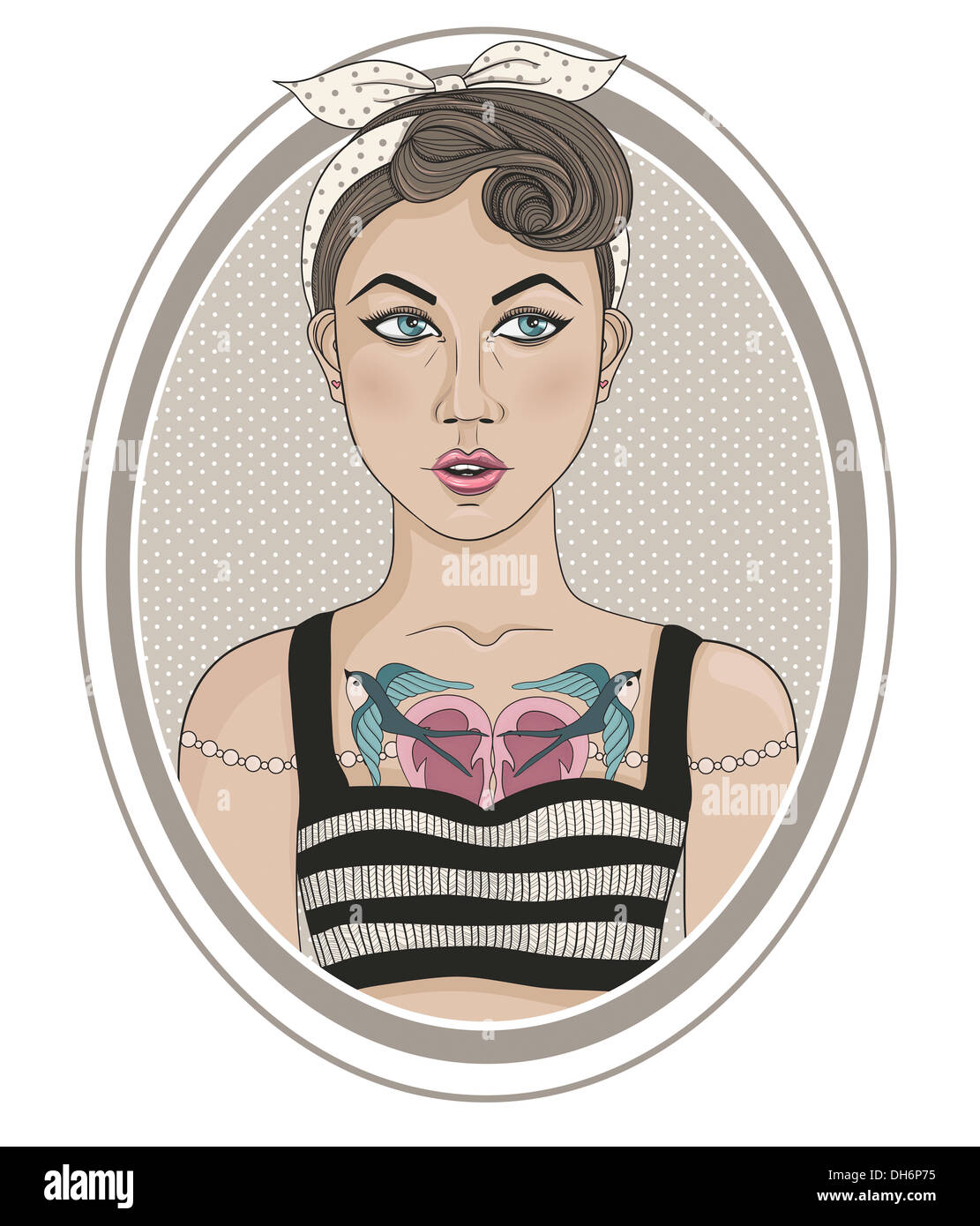 2204510ae4c3e2 Rockabilly Girl Stock Photos & Rockabilly Girl Stock Images - Alamy