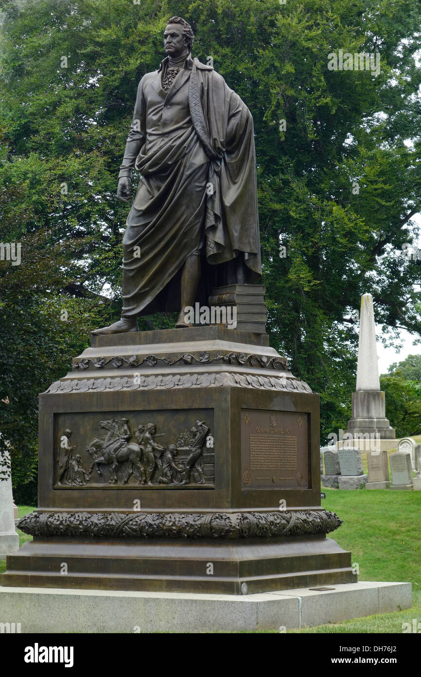 Green-Wood Cemetery - Stock Image