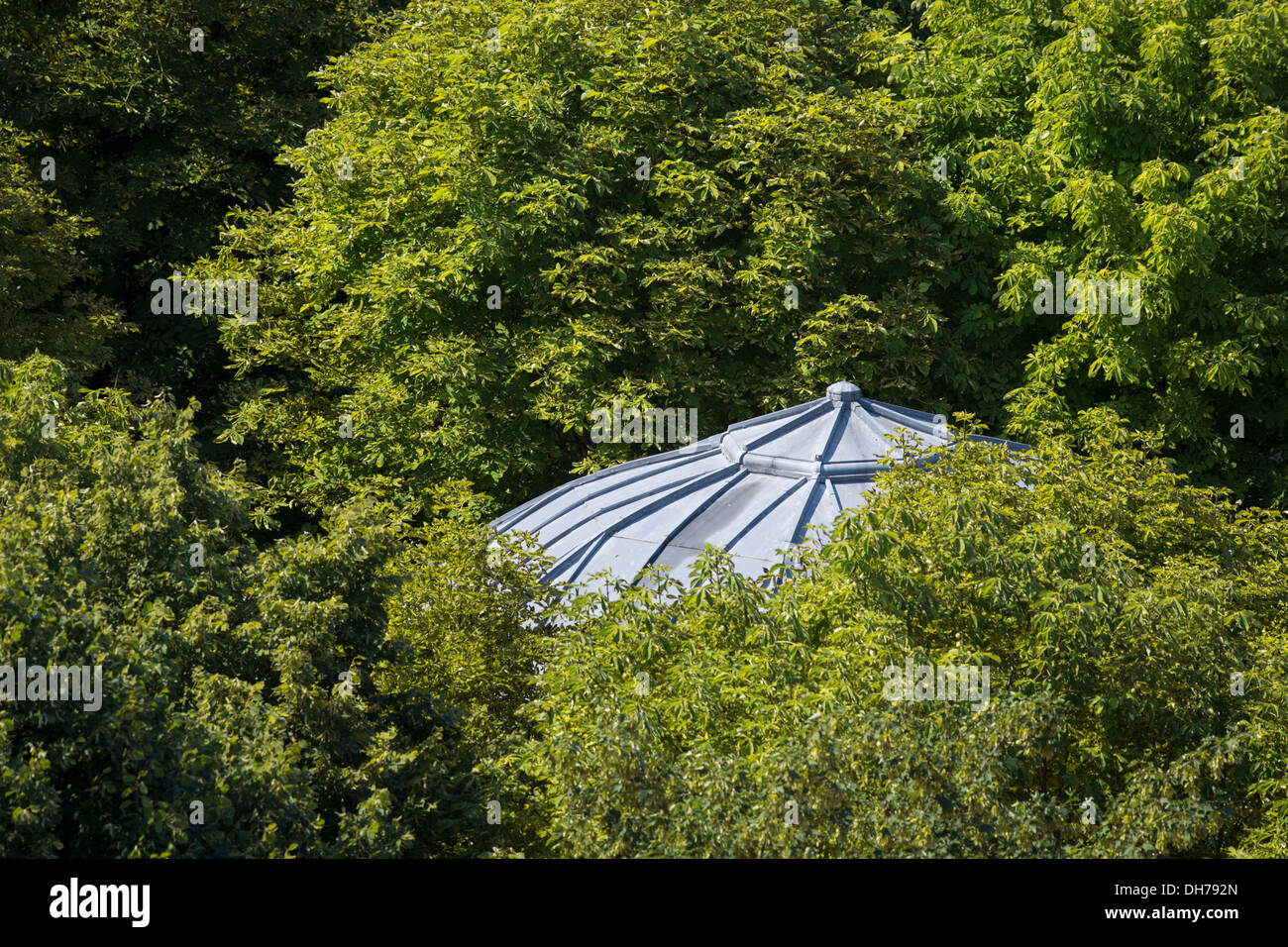 Bandstand Canopy Stock Photos Amp Bandstand Canopy Stock
