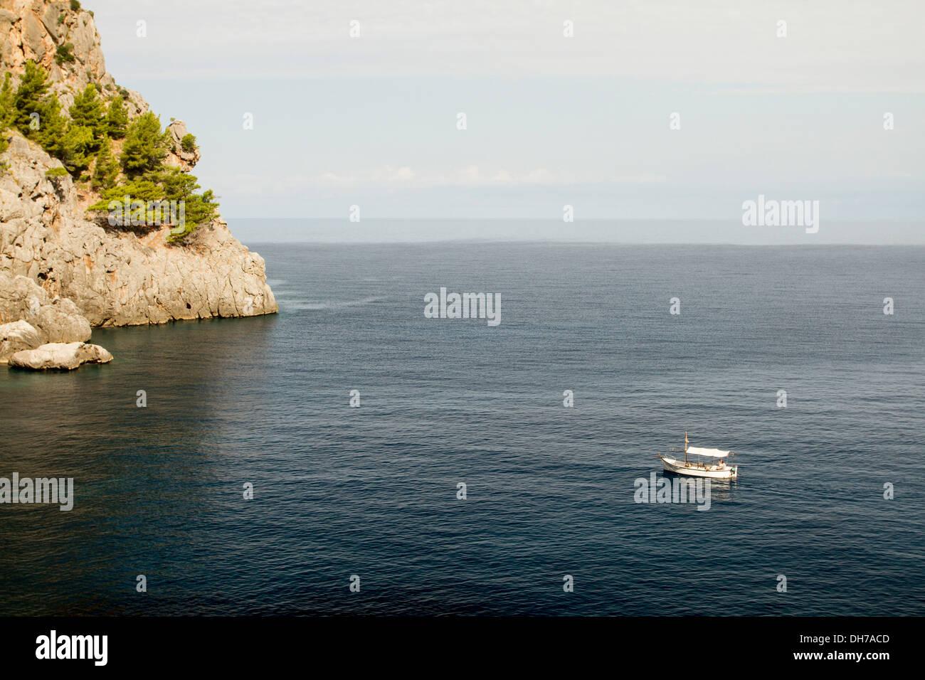 Sa Calobra, Mallorca. - Stock Image