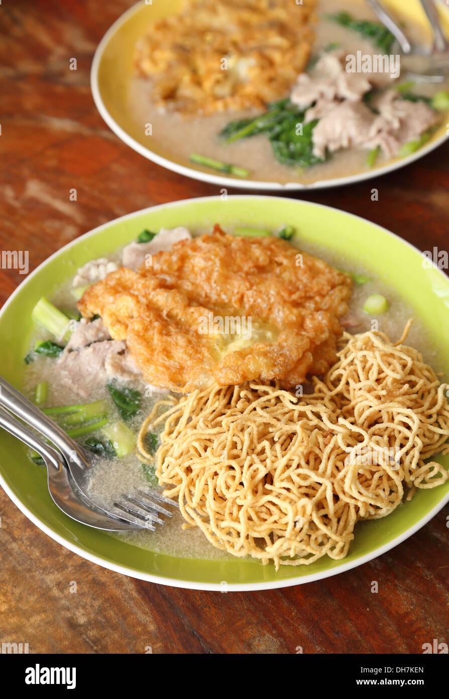 how to make fried food crispy