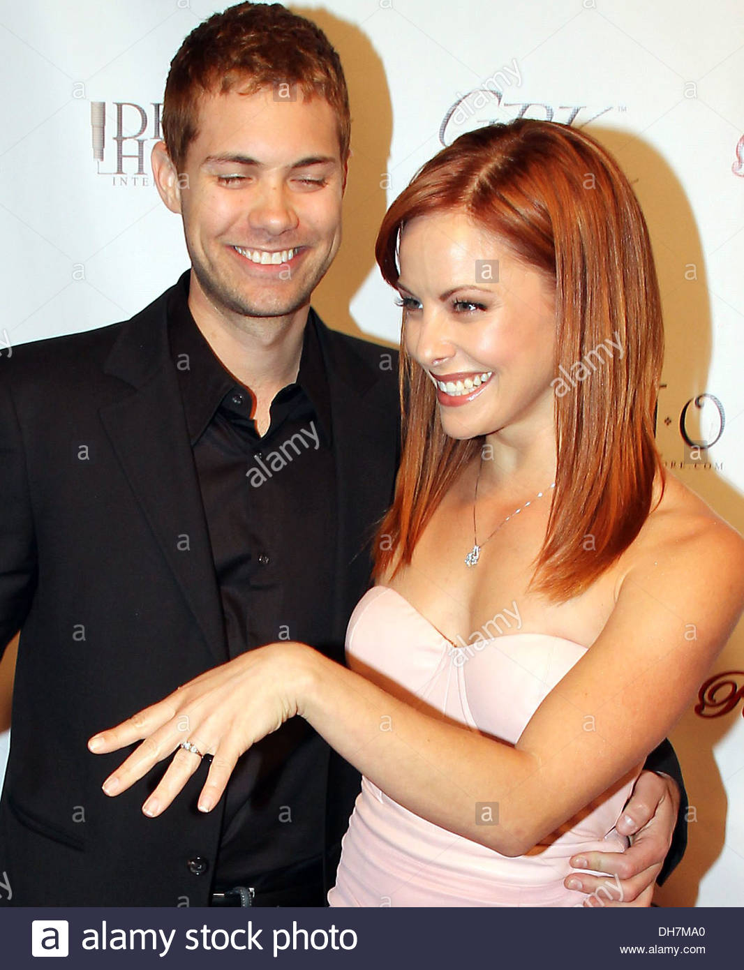 How long have drew seeley and amy paffrath been dating