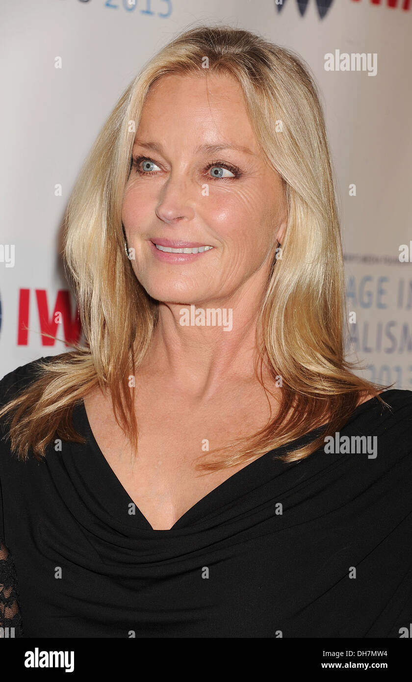 BO DEREK  US film actress in october 2013. Photo Jeffrey Mayer - Stock Image