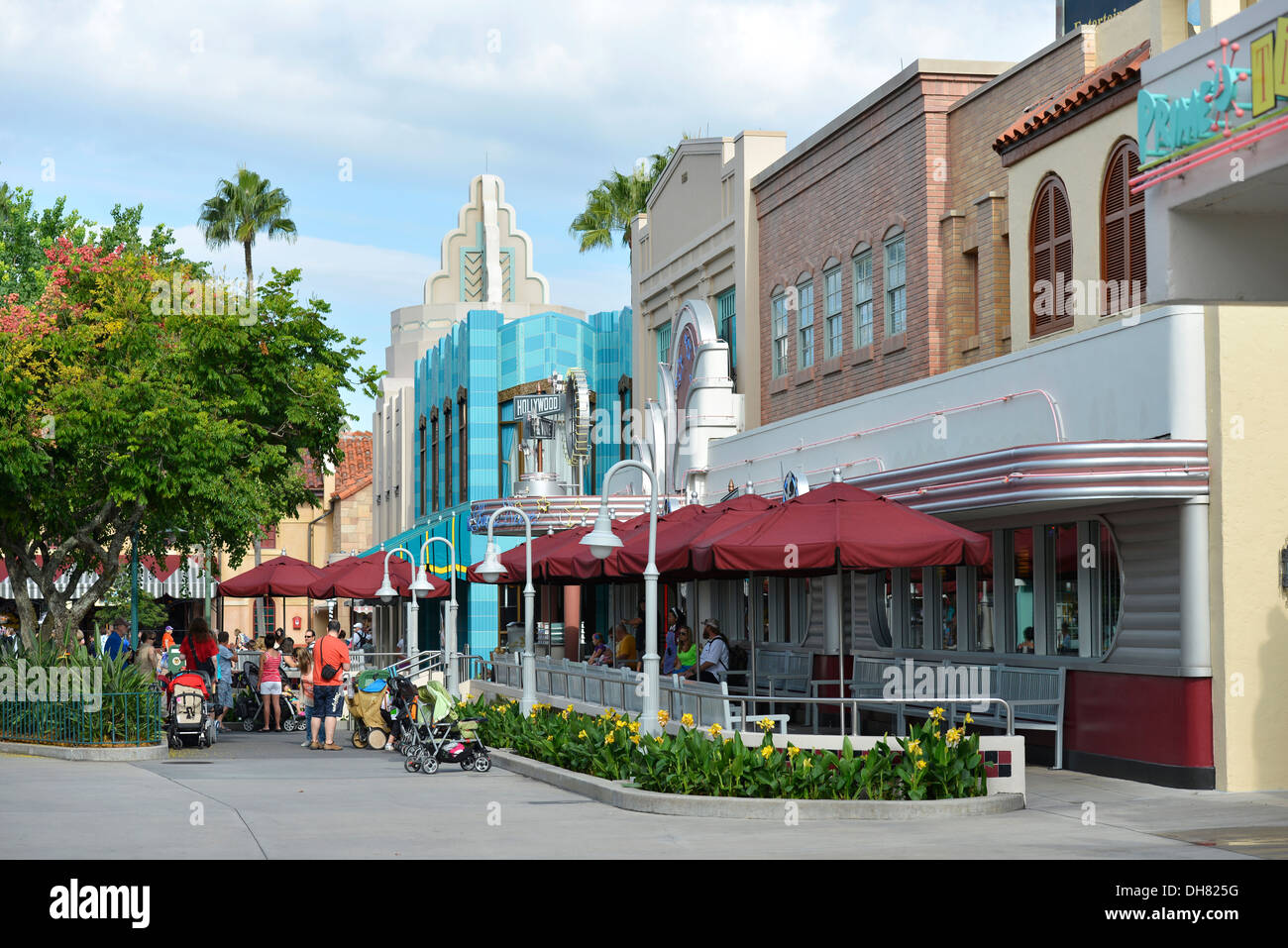 Shopping And Dining At Hollywood Studios Hollywood Vine
