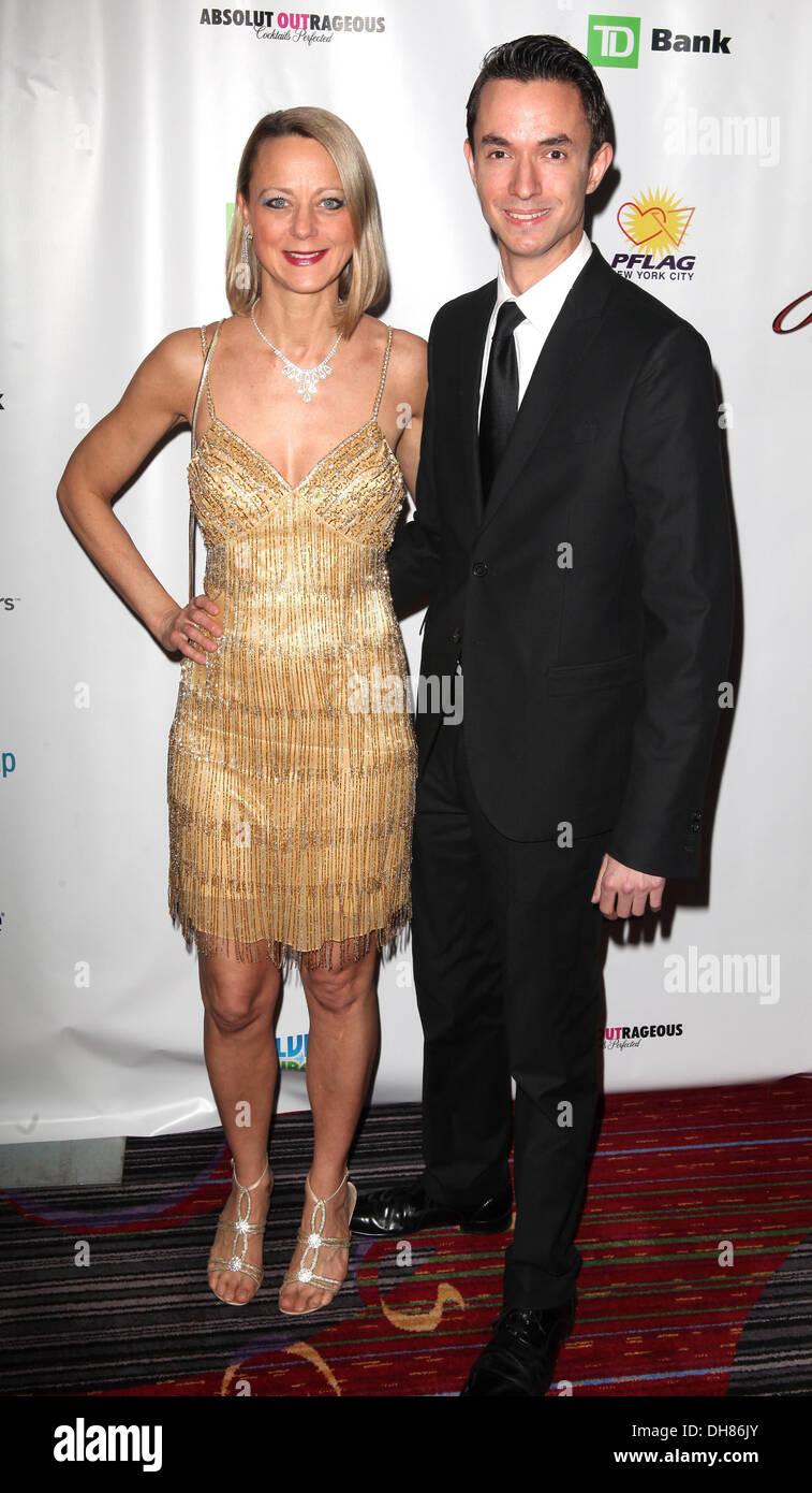 Karen Biehl and Matt Wayne 26th Annual \'Night Of A Thousand Gowns ...