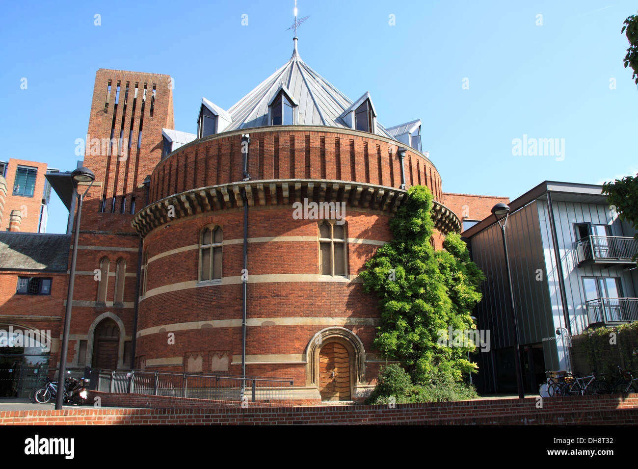 Royal Shakespeare Theatre - Stock Image