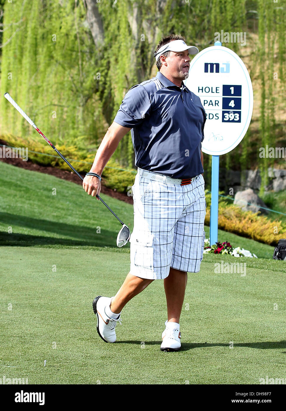 54aa983c Roger Clemens 11th Annual Michael Jordan Celebrity Invitational Golf Event  hosted by Aria Resort & Casino and Shadow Creek Las
