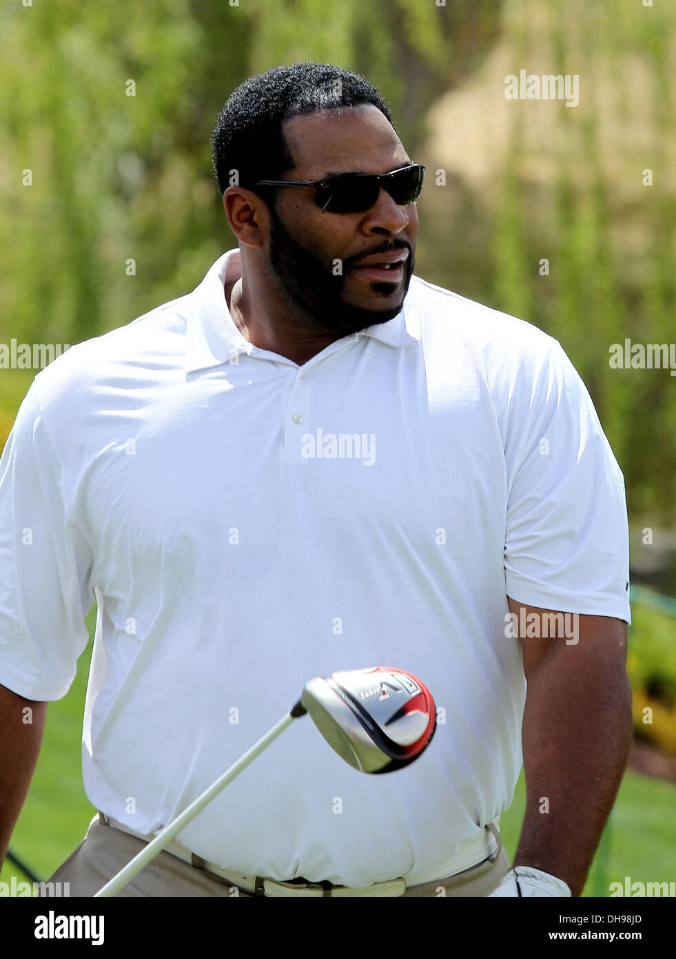 d245c948b98 Jerome Bettis 11th Annual Michael Jordan Celebrity Invitational Golf Event  hosted by Aria Resort   Casino and Shadow Creek Las