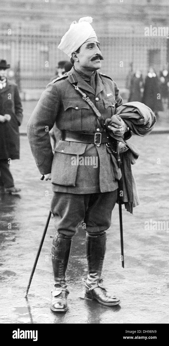 Ww1 Indian Soldier Stock Photos Amp Ww1 Indian Soldier Stock
