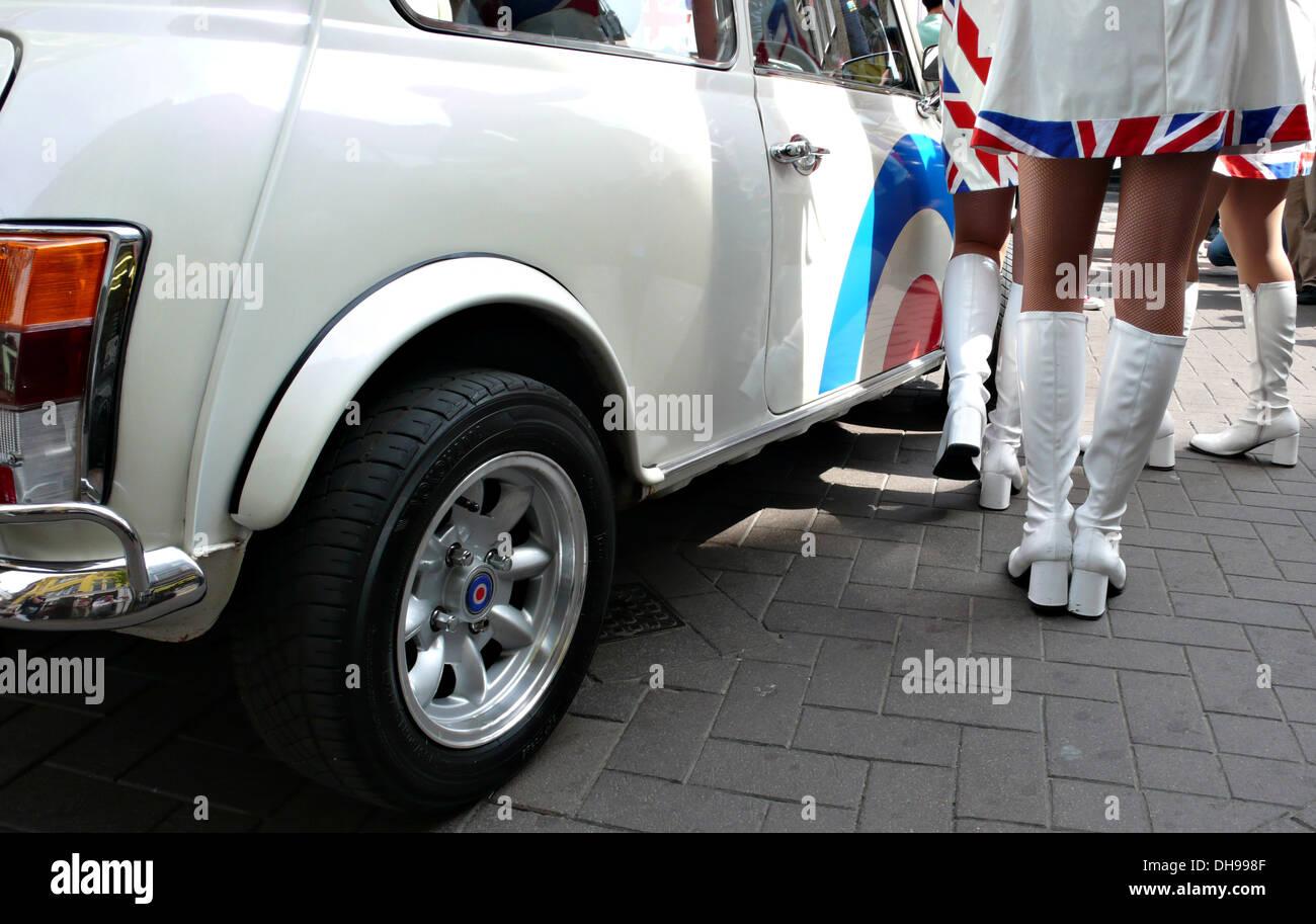 Mini Skirt Boots Stock Photos Amp Mini Skirt Boots Stock