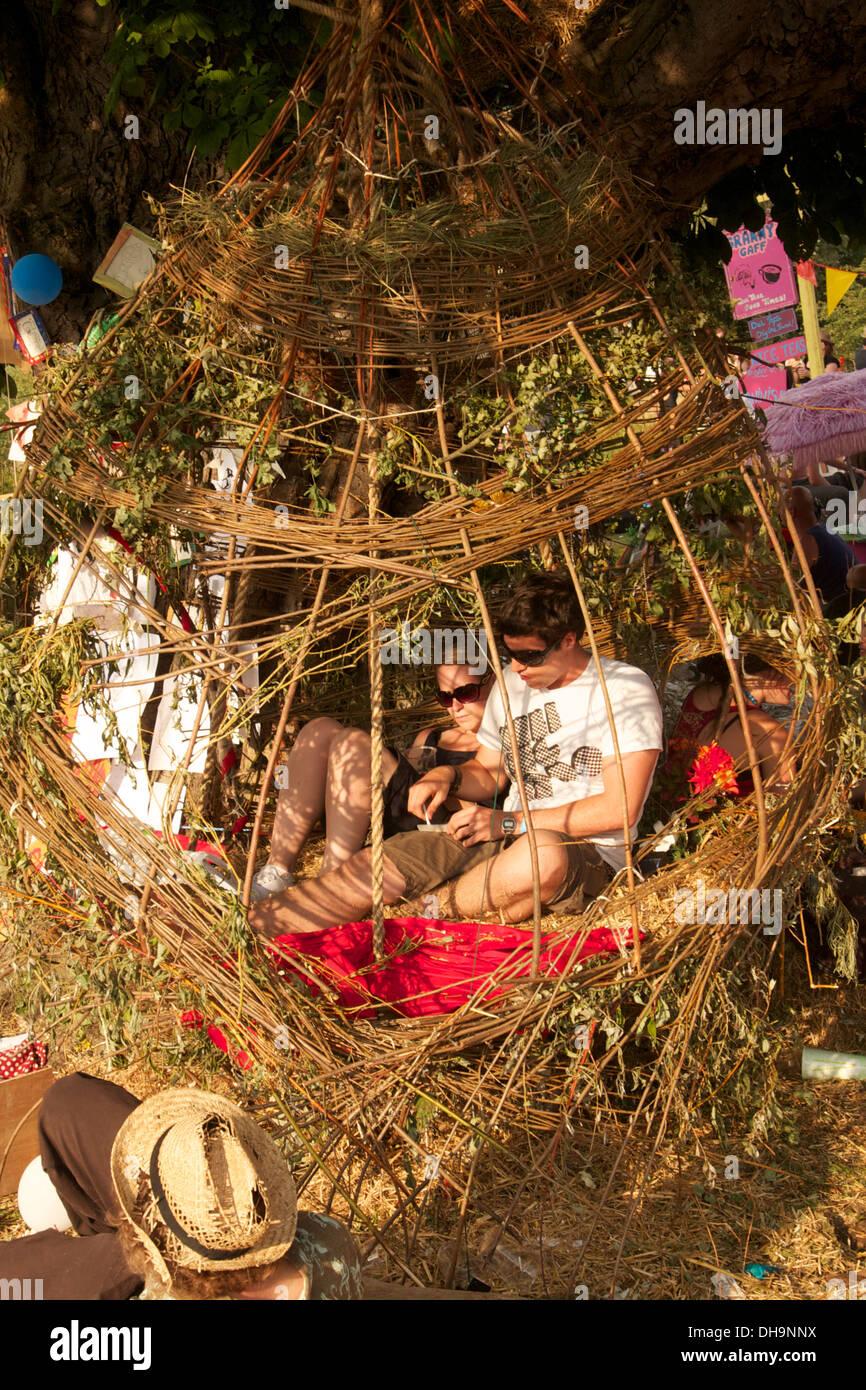 Secret Garden Party Festival Stock Photos & Secret Garden Party ...