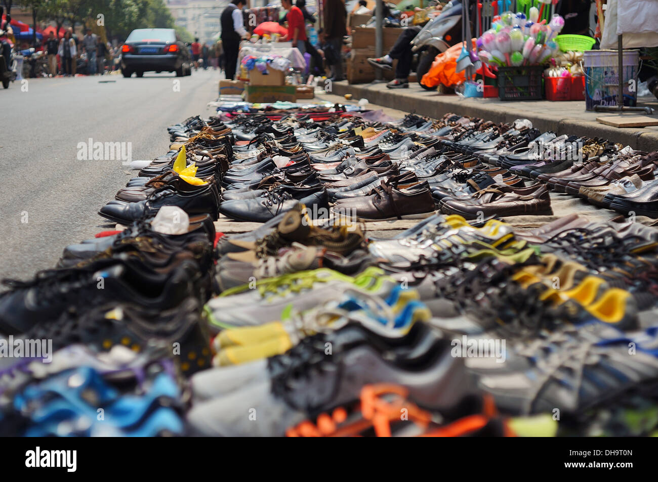 09982a7dc3 Fake Shoes China Stock Photos   Fake Shoes China Stock Images - Alamy