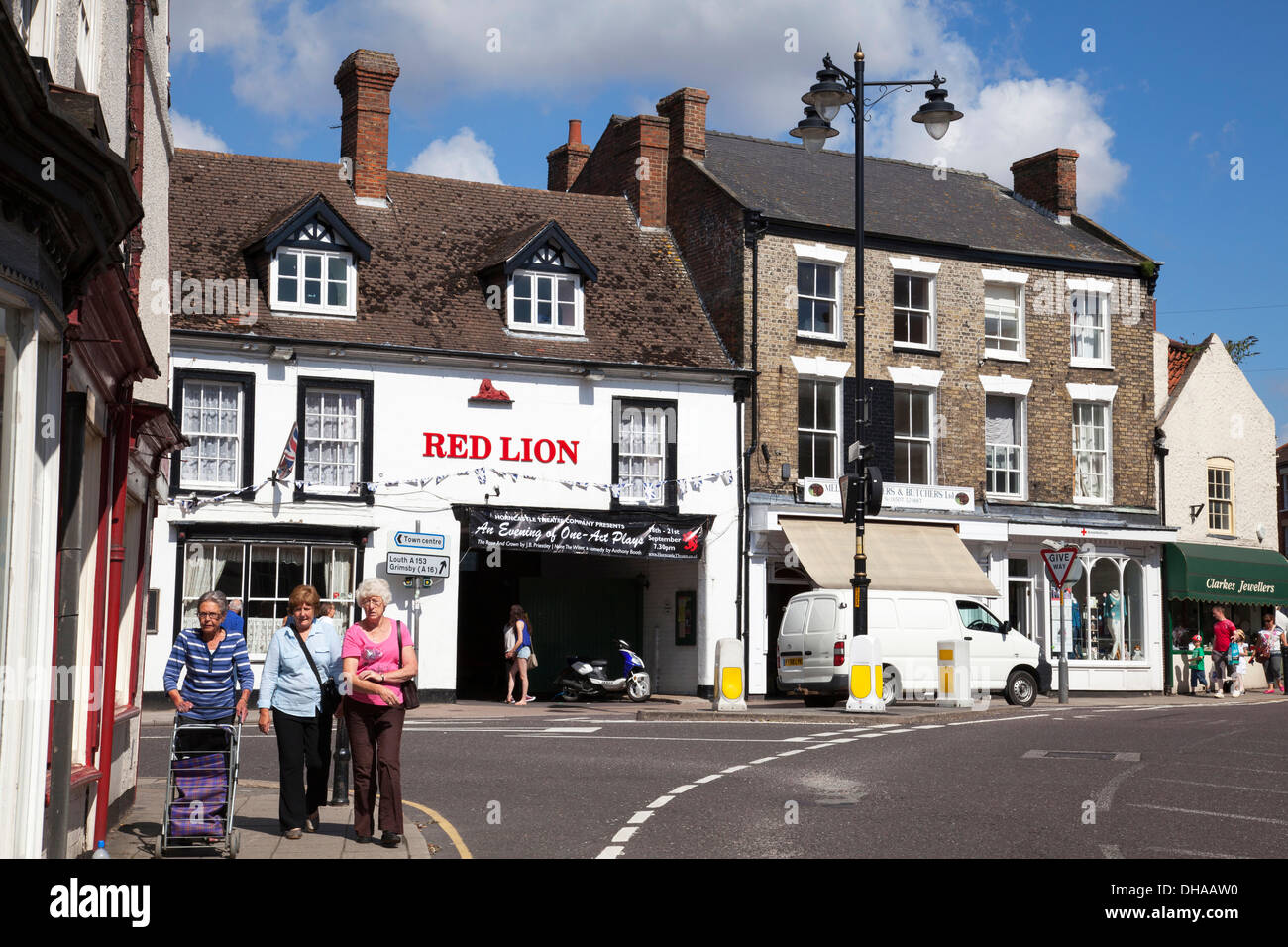 Horncastle lincolnshire united kingdom