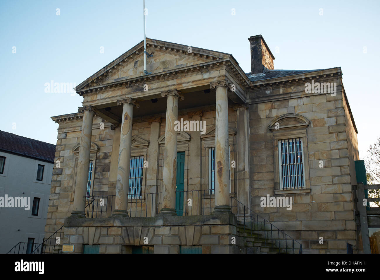 The Lancaster Maritime Museum - Stock Image