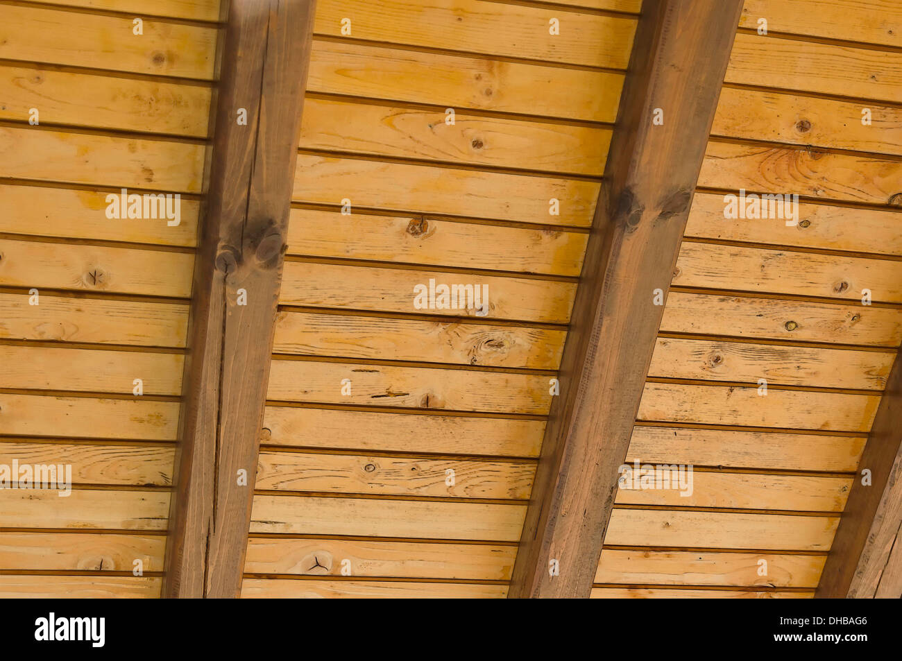 commercial armstrong with beams system hunter planks plank ceilings ceiling douglas wood