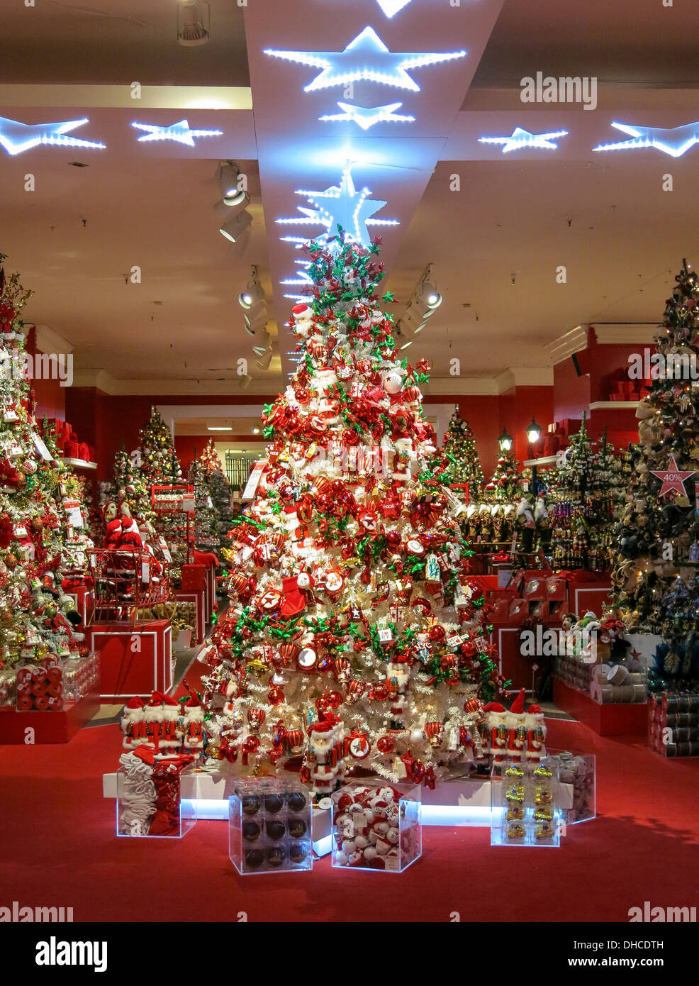 Nyc Christmas Tree Location