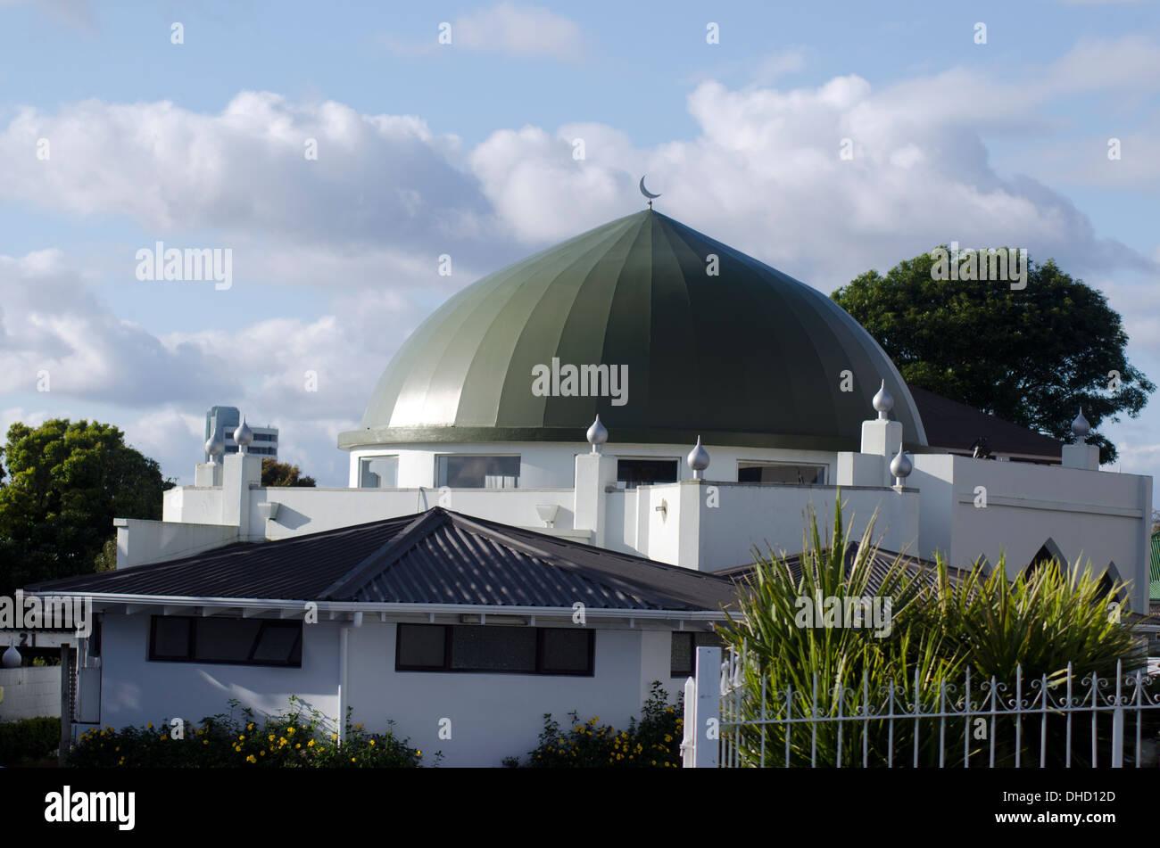 Masjid New Zealand Photo: Ponsonby Auckland Stock Photos & Ponsonby Auckland Stock