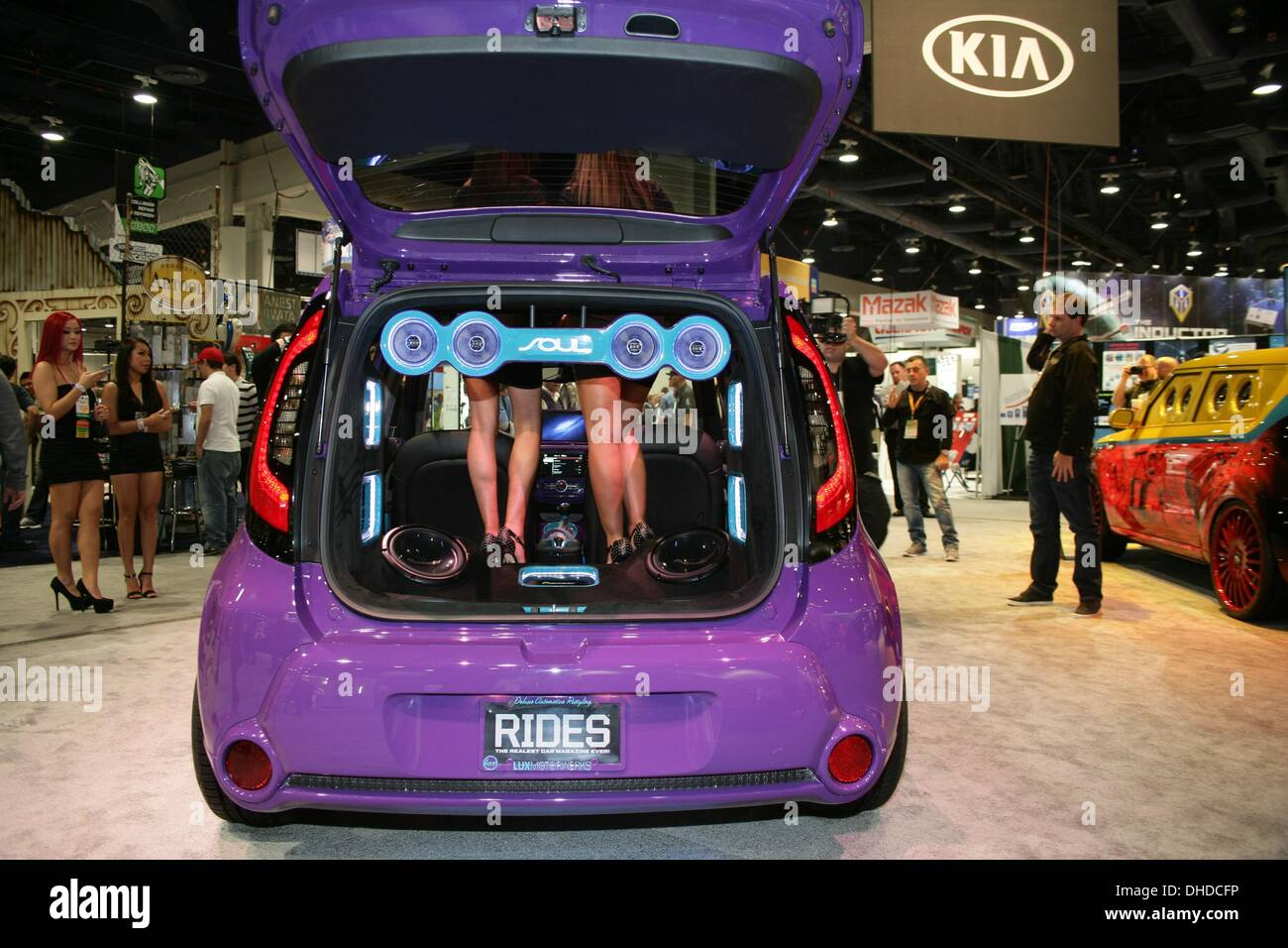 shot las color opens new with at storefront reflections present kia was pm subaru and big graphics screen vegas dealership