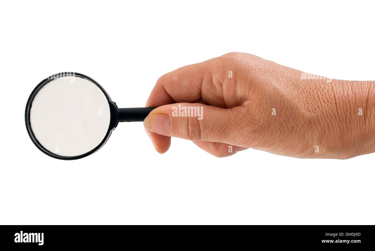 Desperately seeking...something! Search. - Stock Image
