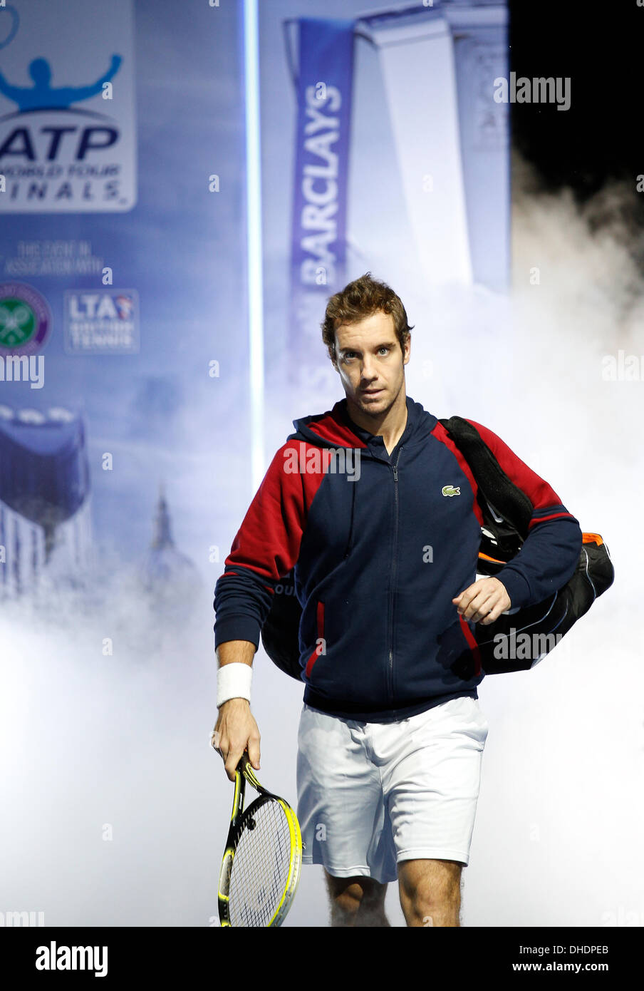Qualifying For The Barclays Atp World Tour Finals The O2
