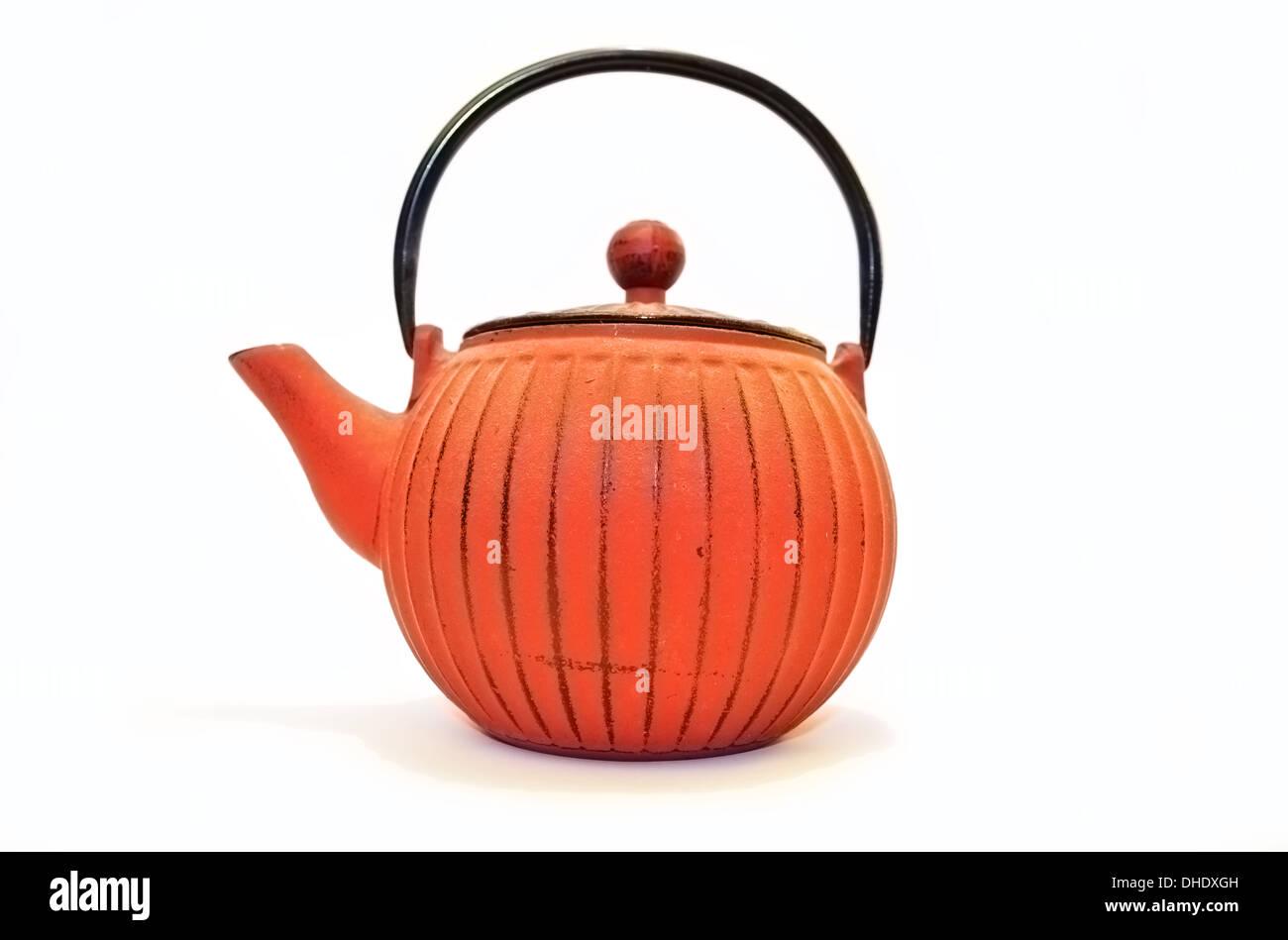 Tea pot - Stock Image