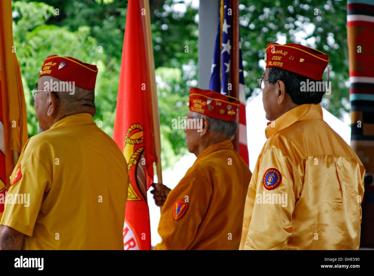navajo indian code talkers stock photos navajo indian code talkers