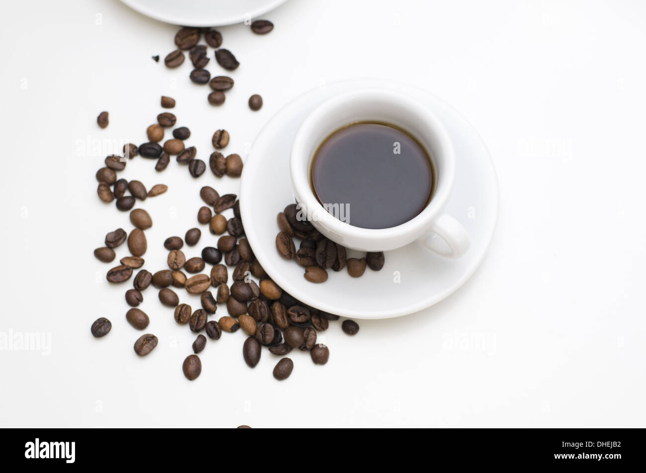 coffee and more - Stock Image