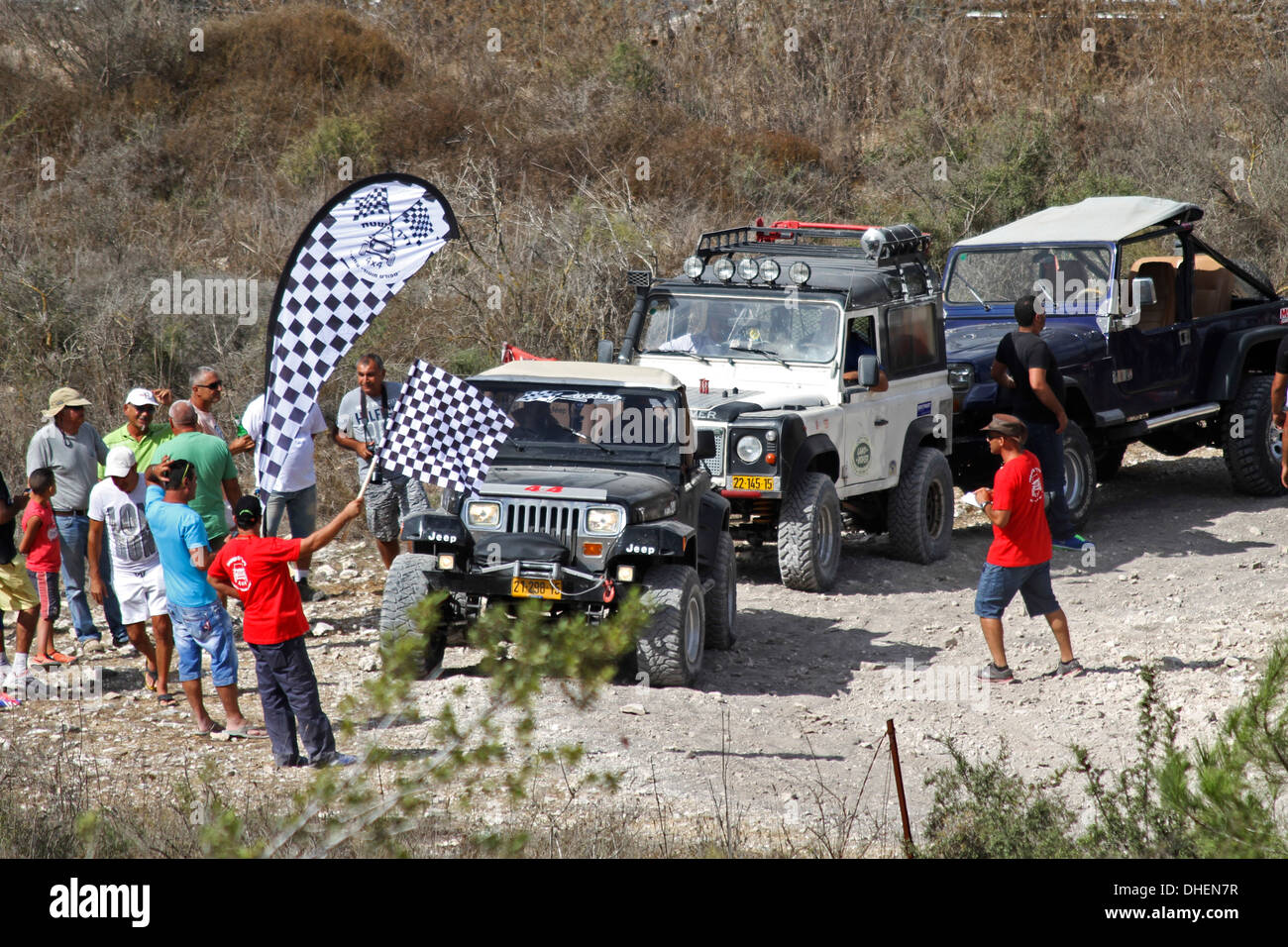 Cross Country 4x4 >> Cross Country Rally A 4x4 Event Photographed In Israel