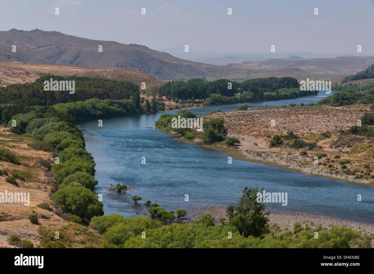 Rio Negro, Argentina - Stock Image