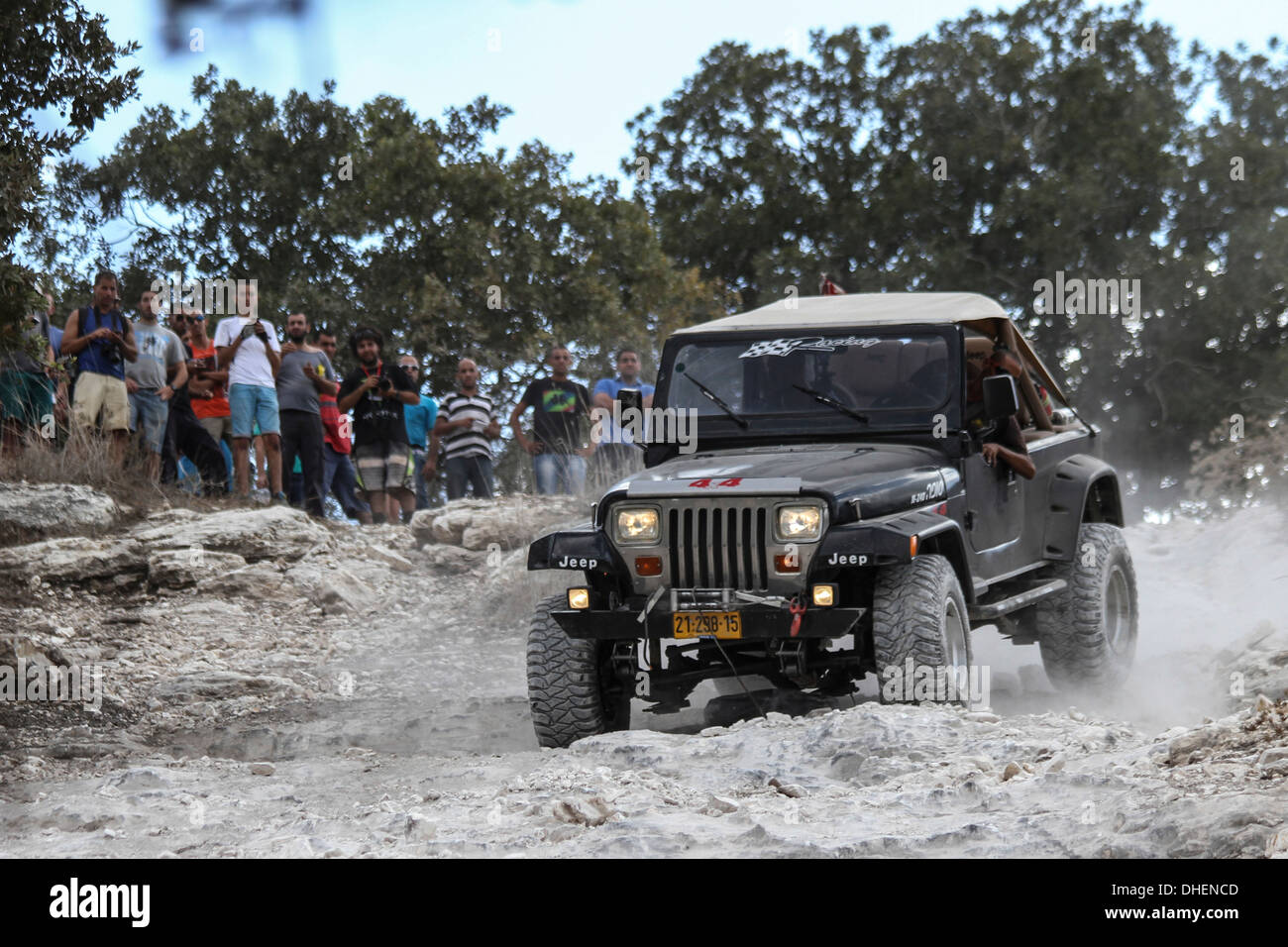 Cross Country 4x4 >> Cross Country Rally A 4x4 Event Photographed In Israel A