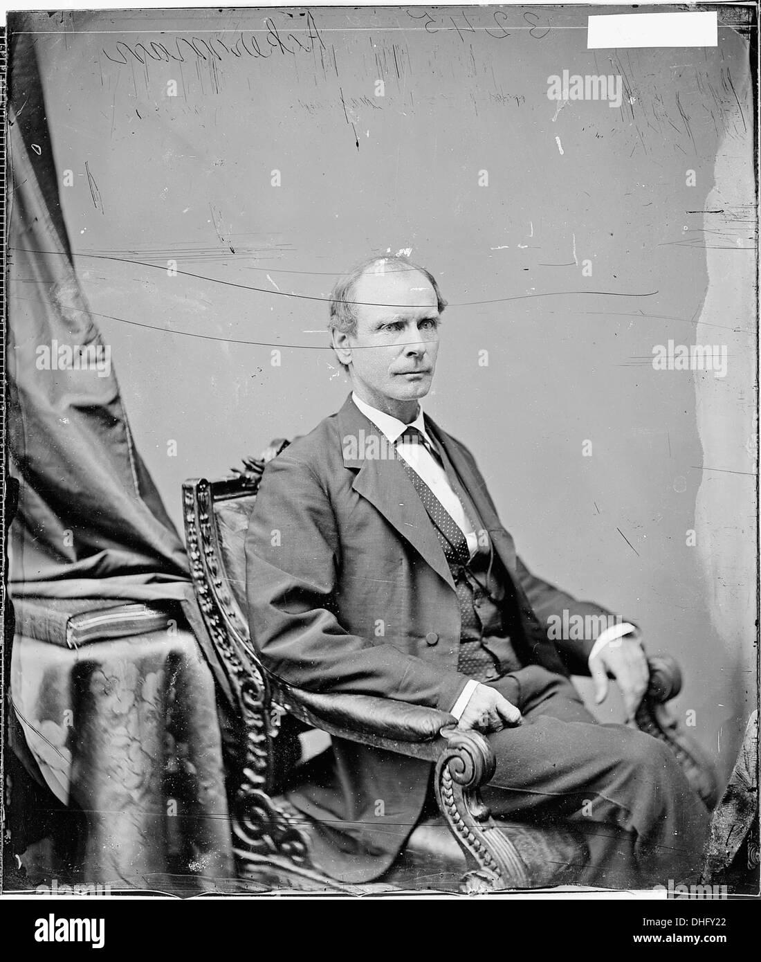 Amos T. Ackerman, Attorney General, U.S 005 - Stock Image