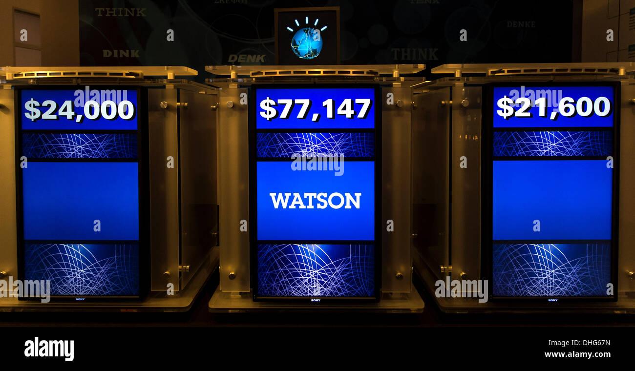 Jeopardy Game Show Stock Photos & Jeopardy Game Show Stock
