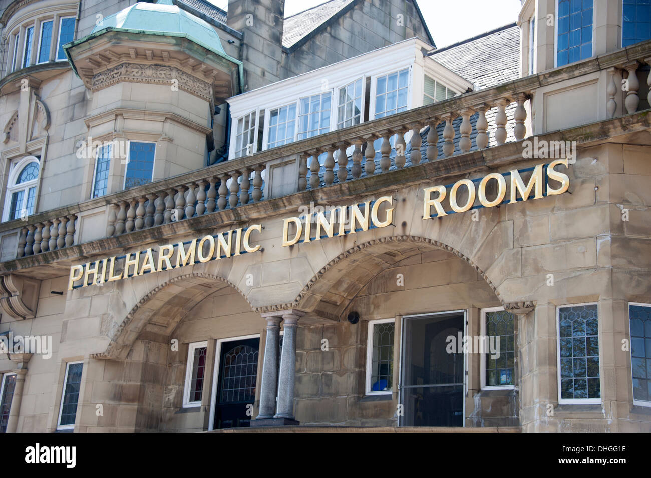 Philharmonic dining rooms liverpool