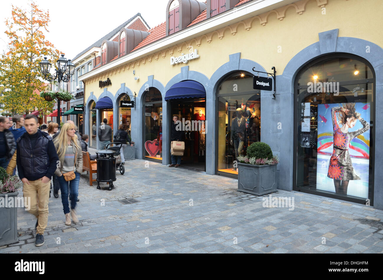 great prices cute quality McArthur Glen Designer Outlet Center Roermond Netherlands ...