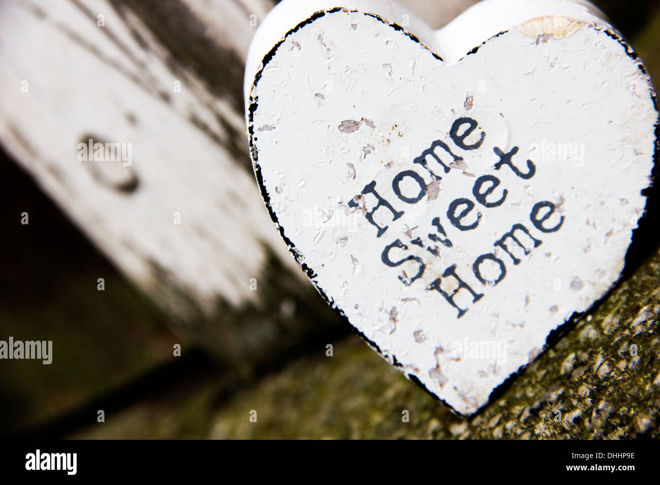 Home Sweet Home - Stock Image
