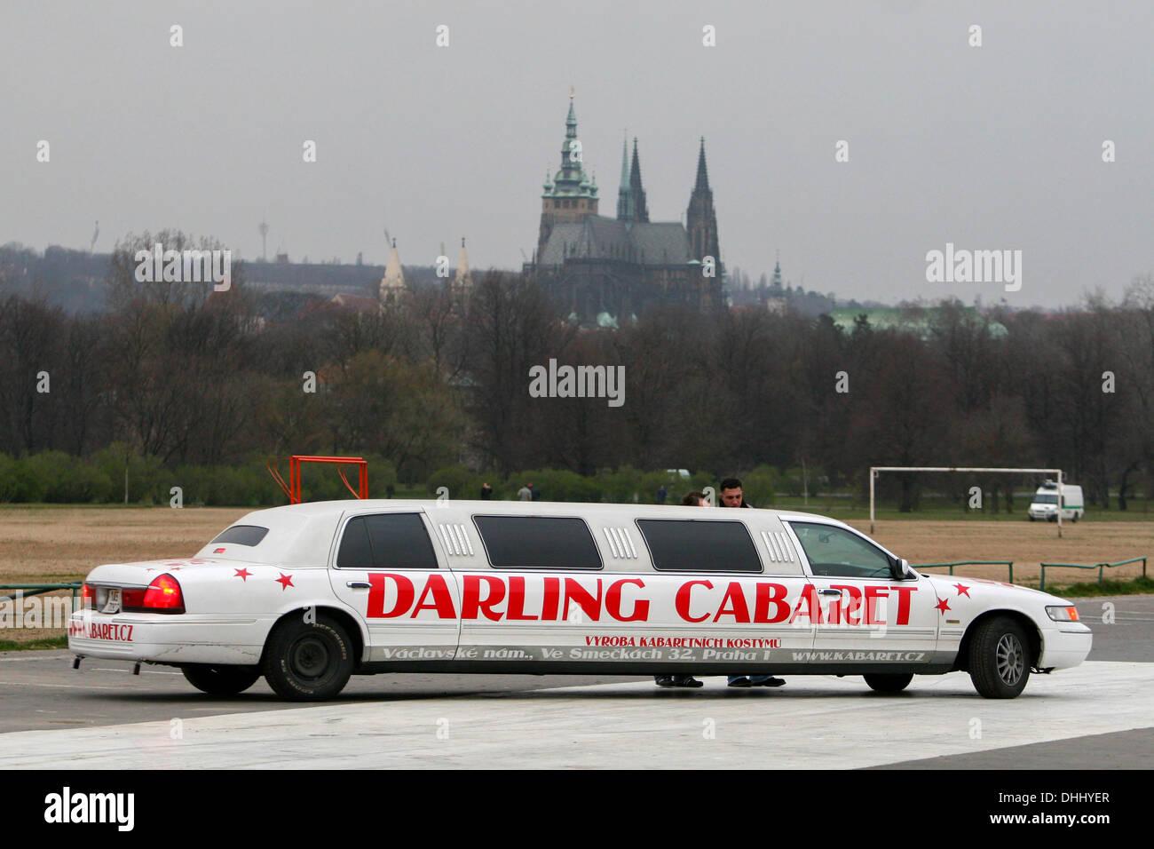 Darlings Prague Czech Republic