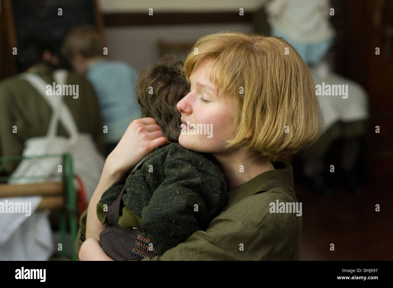PHILOMENA (2013) SOPHIE KENNEDY CLARK STEPHEN FREARS (DIR) MOVIESTORE COLLECTION LTD - Stock Image