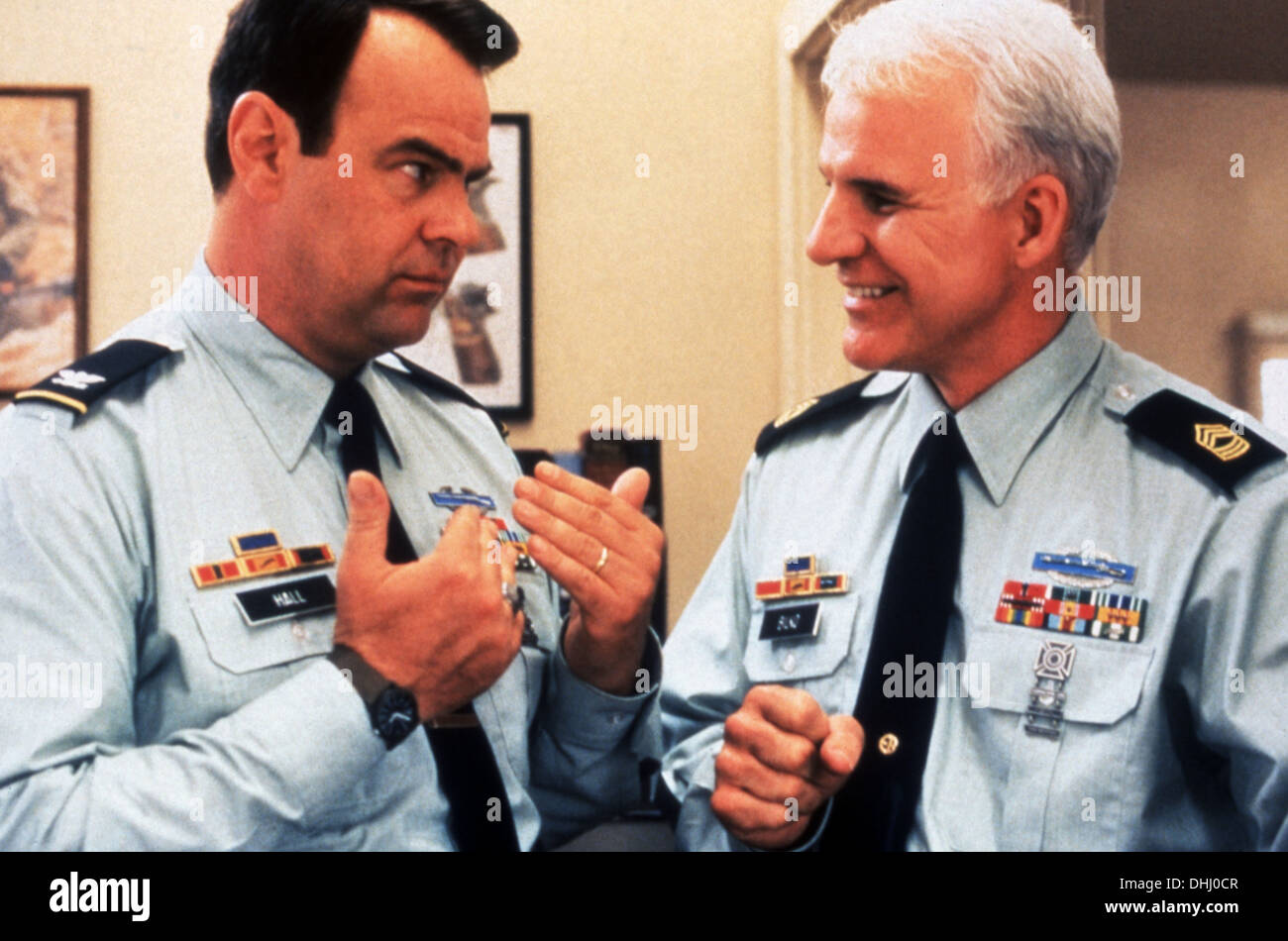SGT BILKO (1996) DAN AYKROYD, STEVE MARTIN, JONATHAN LYNN (DIR) 004 MOVIESTORE COLLECTION LTD - Stock Image