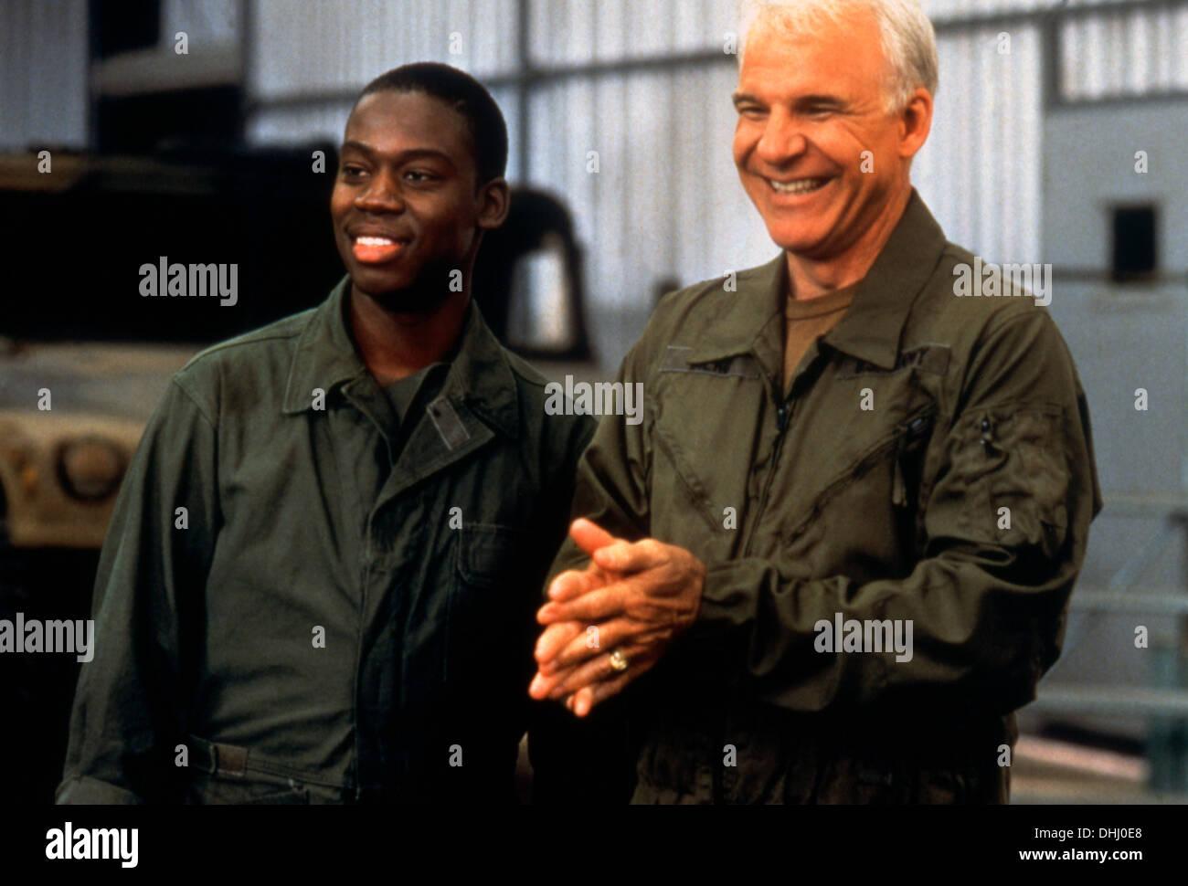 SGT BILKO (1996) STEVE MARTIN JONATHAN LYNN (DIR) 008 MOVIESTORE COLLECTION LTD - Stock Image