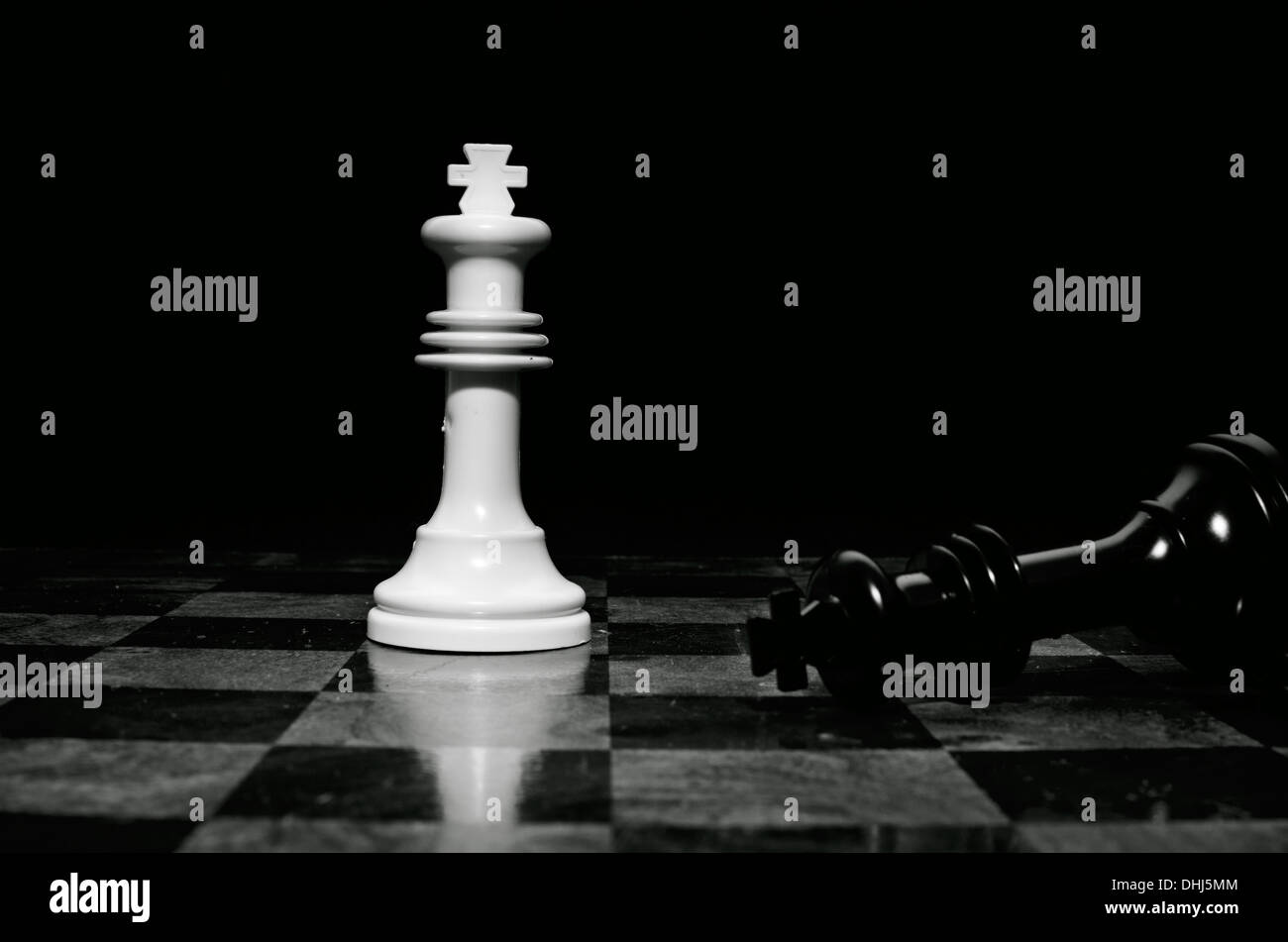 checkmate - Stock Image