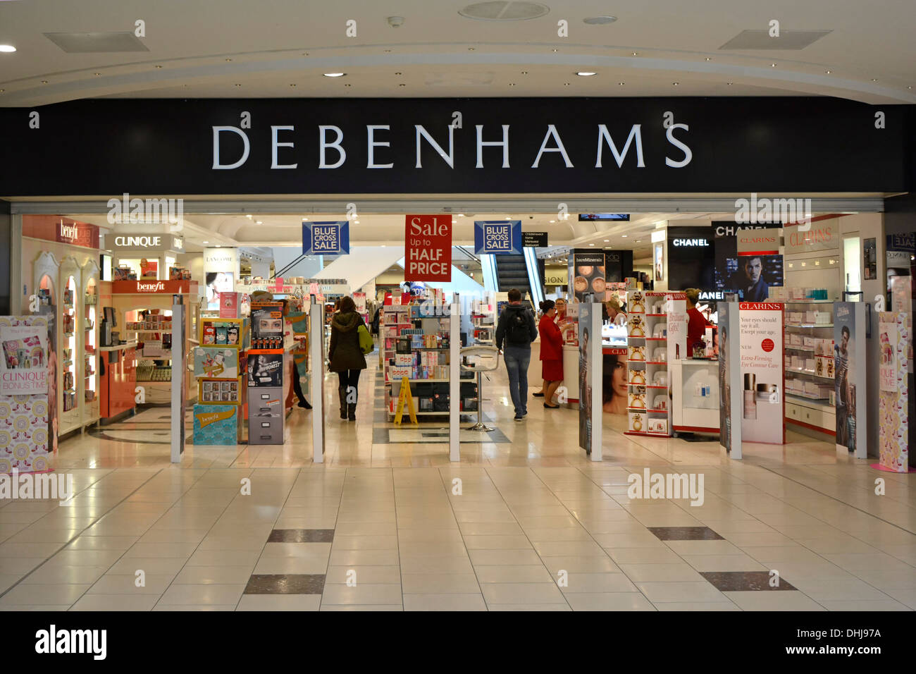 Debenhams Stock Photos & Debenhams Stock Images - Alamy