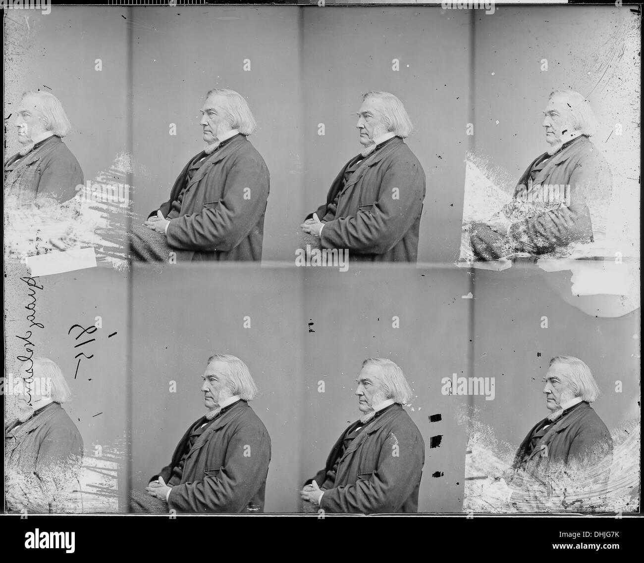 Judge Samuel Nelson, U.S. Supreme Court 526621 - Stock Image